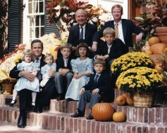The extended Walter family