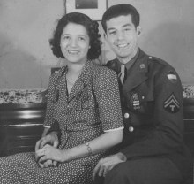 Arnold and Rosa Lee Garcia