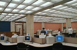 The 21st Century Study area