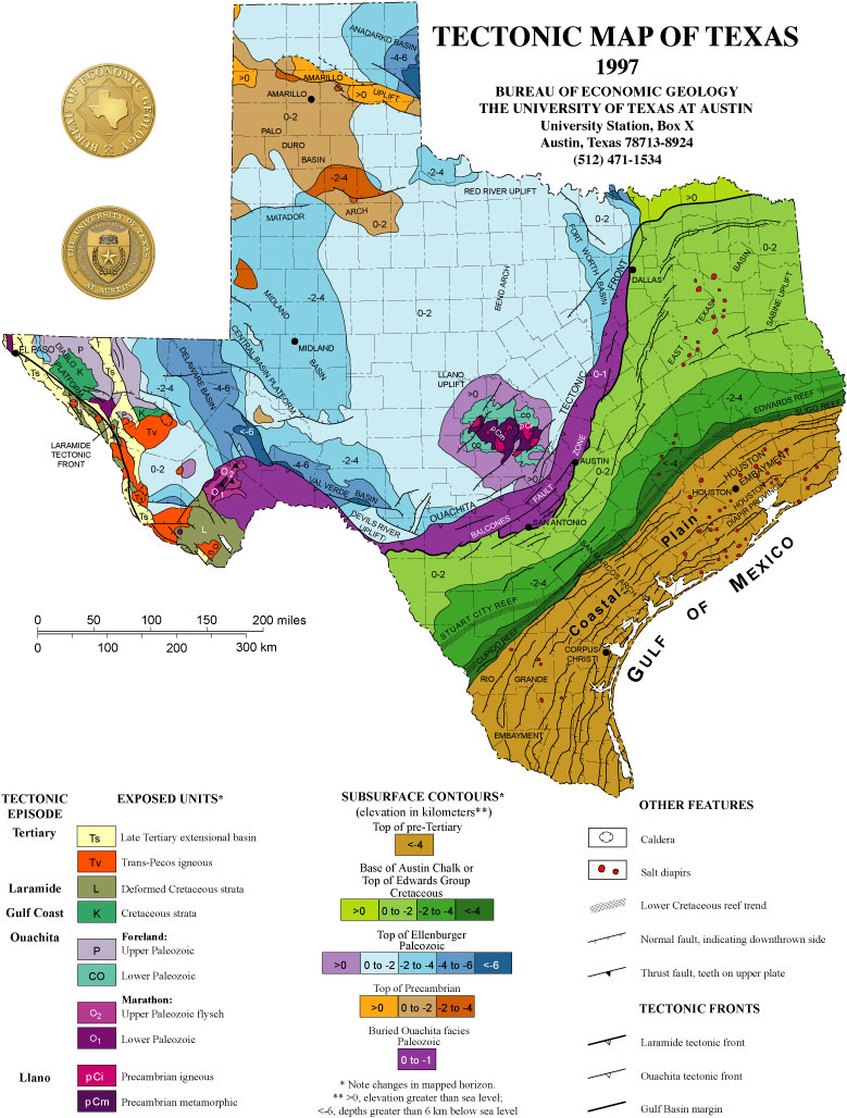 Tobin Map Collection Geosciences LibGuides At University Of - Oil from texas in us map