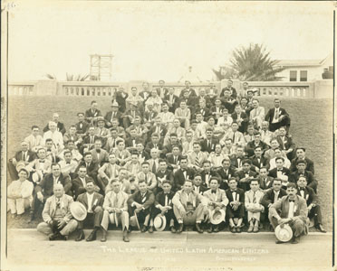 First LULAC Convention, Corpus Christi, May 1929