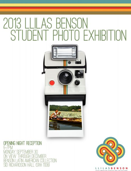 Student Photo Exhibition poster