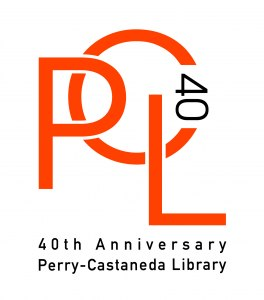 PCL 40 anniversary campaign logo in orange and black