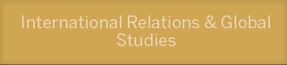 International Relations and Global Studies