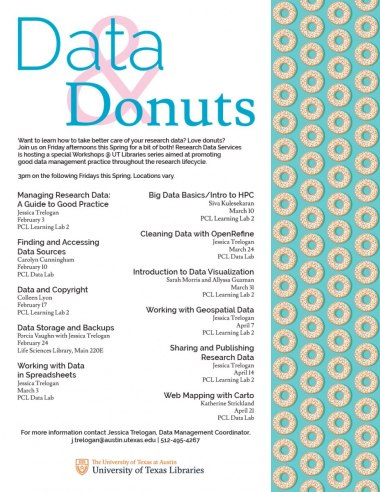 Data and Donuts