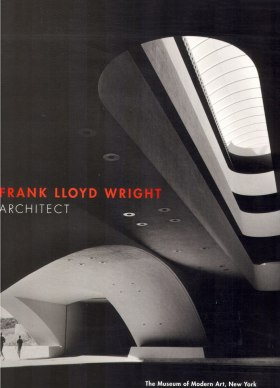 "Catalog from ""Frank Lloyd Wright - Architect"" (1994), Museum of Modern Art, NYC. Anthony Alofsin, consultant."