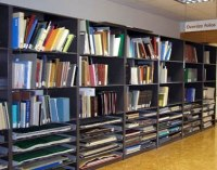 Geology Library oversize folio