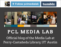 PCL Media Lab on Tumblr