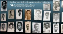 Human Rights Documentation Initiative poster