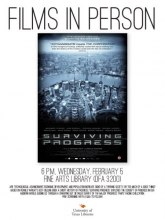 Films in Person: Surviving Progress poster