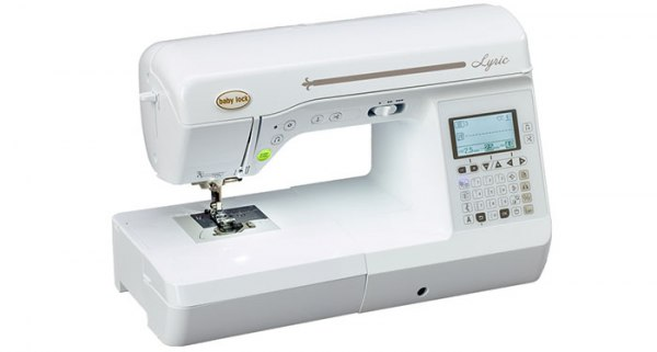 Baby Lock Sofia 2 Sewing Machine (Programmable)
